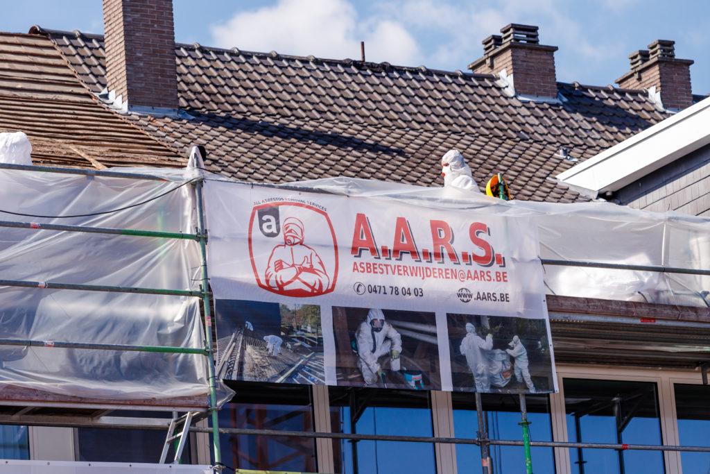 Aars asbest huurwoning